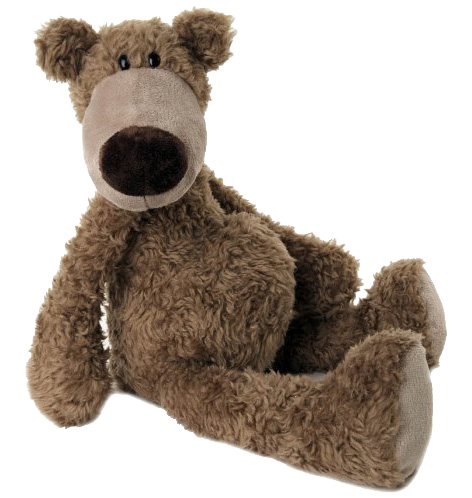 Air Puppy's Dangle Bear Hamilton