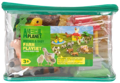 Animal Planet Farm Playset