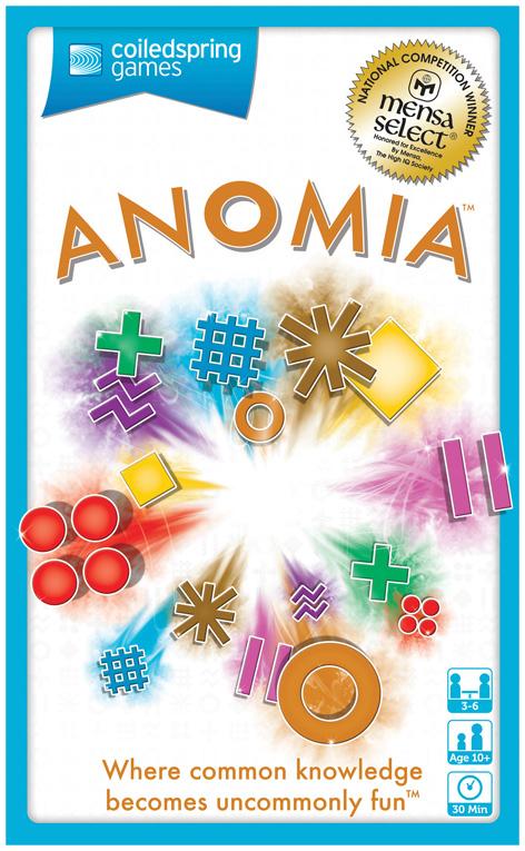 Anomia Advert