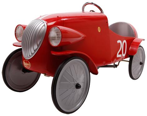 Baghera Red Racing Car