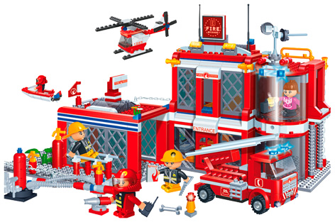 BanBao Fire Station