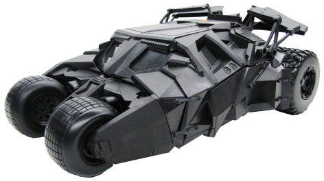 RC Batman Tumbler