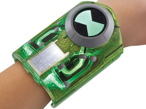 The Ben 10 Ultimate Ultimatrix from Bandai
