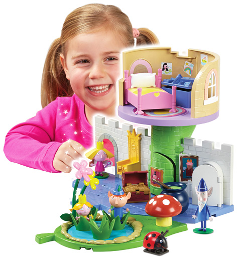 Thistle Castle Playset