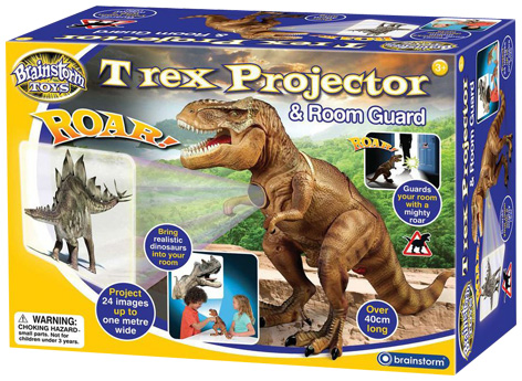 Packing for the T-Rex Projector