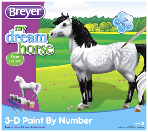 Breyer My Dream Horse packaging