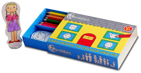 Carddies Family One Set