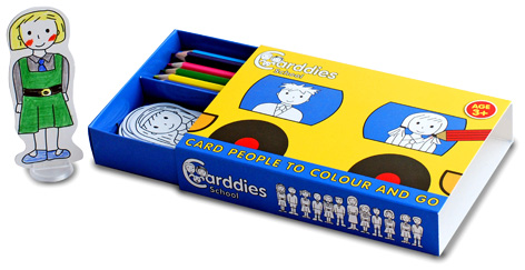 Carddies School Set