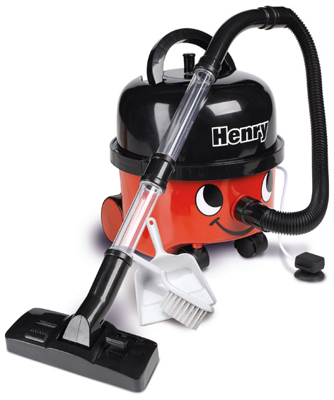 Henry Vacuum Cleaner Toy from Casdon