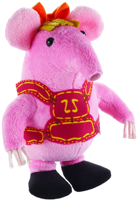 Clangers soft toy from Character Options