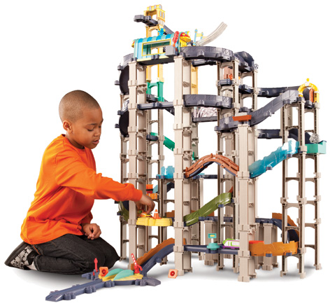 Chuggington Stack Track Tower