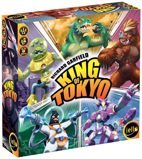 King Of Tokyo Game
