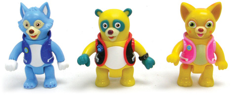 The Special Agent OSO Assorted Figures
