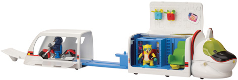 The Special Agent OSO Rapide Expanding Command Centre