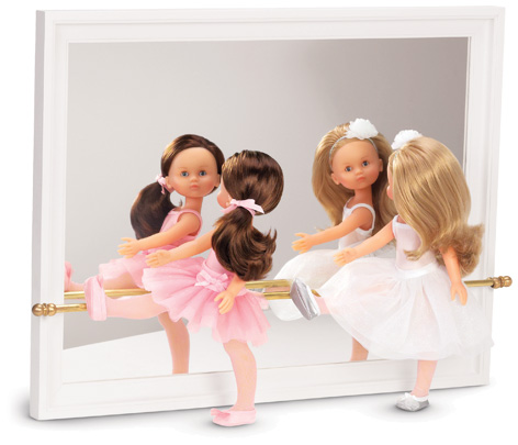 Corolle Chloe Ballerina Doll packaging