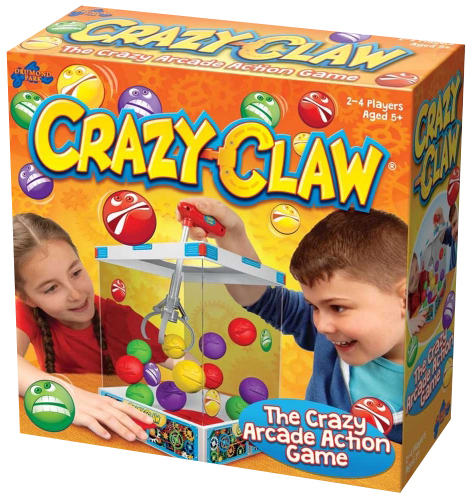 Crazy Claw Action Game