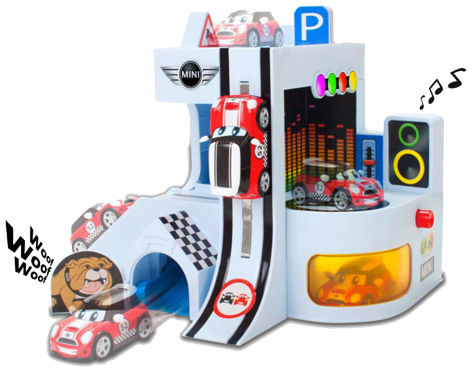 Crewzers HQ Playset