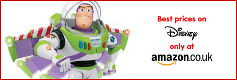 Best prices on Disney toys at Amazon