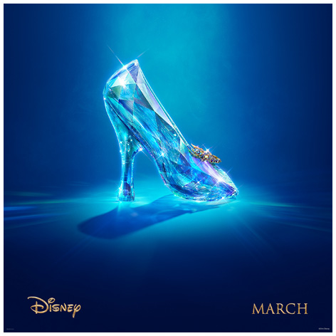 Disney Cinderella Teaser Poster