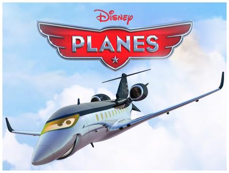 Disney Planes Promo