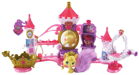 Disney Princess Palace Pets Playset