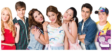 Disney Violetta Characters