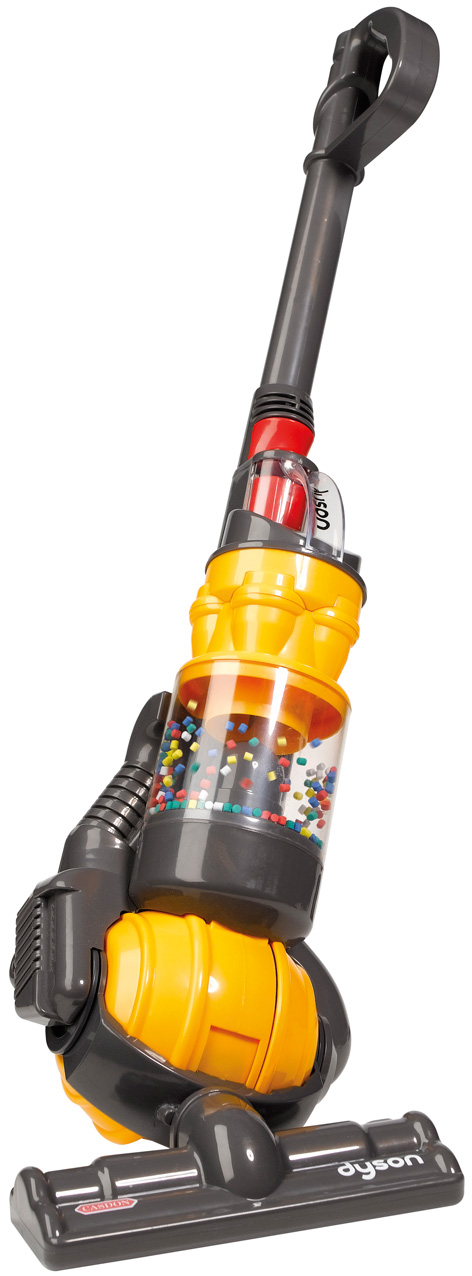 A toy version of Dyson's Ball vacuum cleaner form Casdon