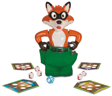Fox In A Fix Action Game