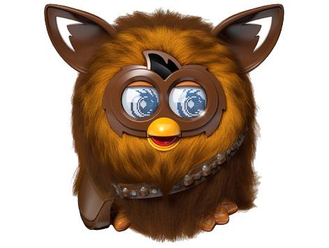 Furbacca - The Furby Chewbacca