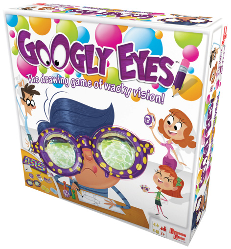 Goggly Eyes game