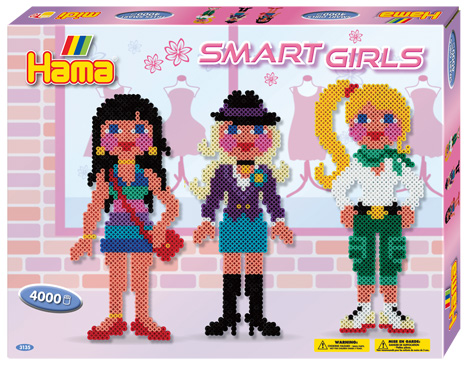 Hama Smart Girls Packaging