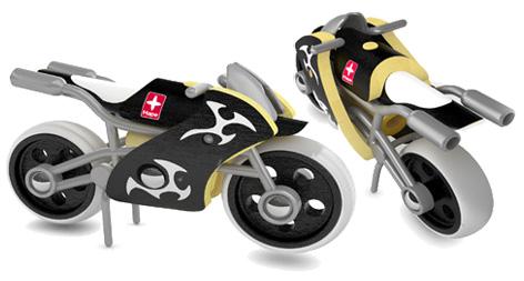 Hape Toys Superbikes