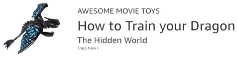 New Hopw To Train Your Dragon Toys