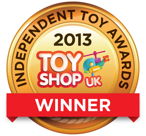 Independent Toy Award Gold Winner
