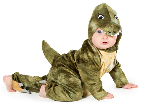 Natural History Museum T-Rex costume