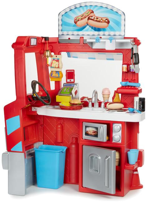 Little Tikes 2 'n 1 Food Truck