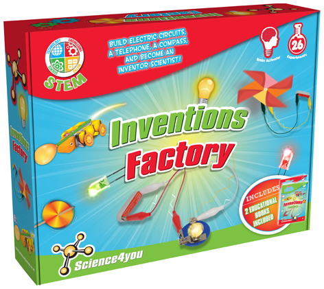 Inventions Factory