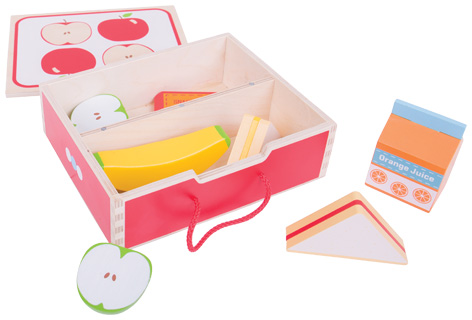 Bigjigs Toys Lunch Box