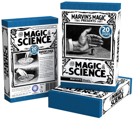 Marvin's Magic Presents The Magic of Science