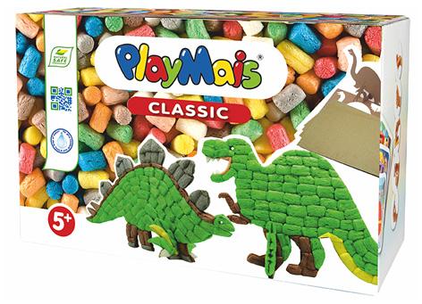 Playmais Fun to Play Dinosaur