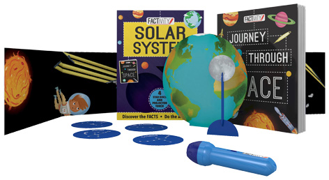 Factivity Solar System Kit