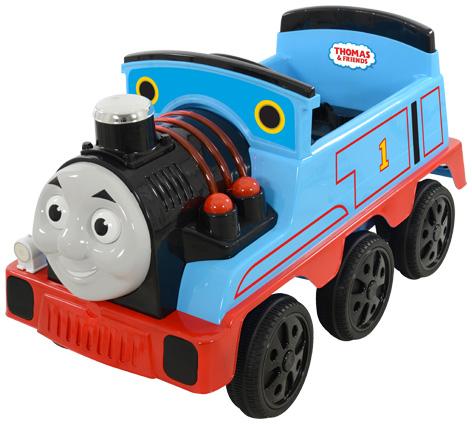 Thomas 12V Powered Ride On