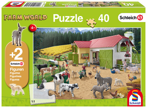 Schleich - A Day At The Farm