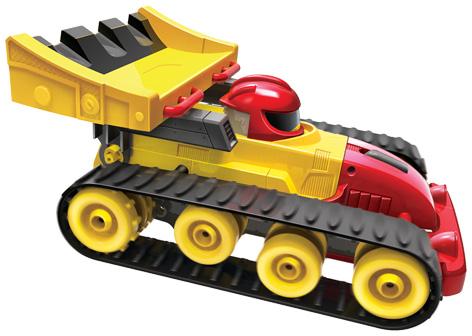 RC Dozer Racer