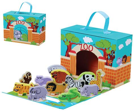 Foldaway Zoo