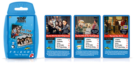 Top Trumps – Friends