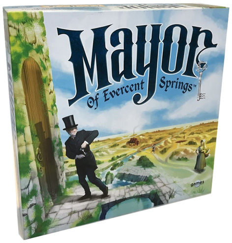 Mayor of Evercent Springs