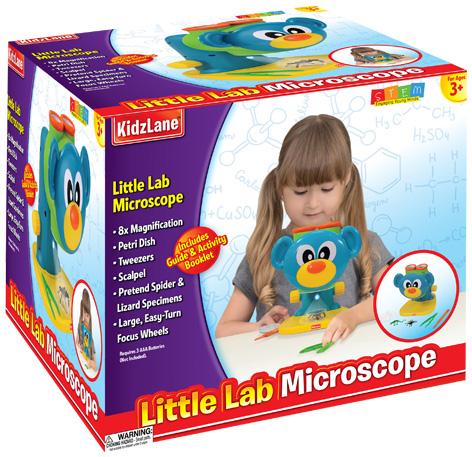 Kidzlane Little Lab Microscope