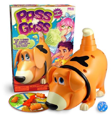 Pass Gas