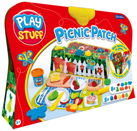 Play Stuff Dough Picnic Patch